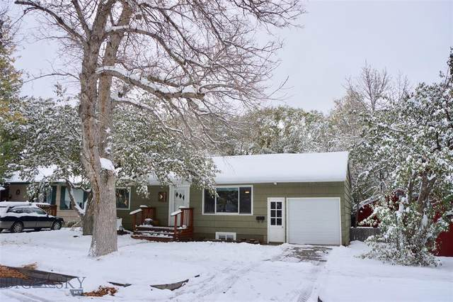 521 S 10th Street, Livingston, MT 59047 (MLS #350954) :: Coldwell Banker Distinctive Properties