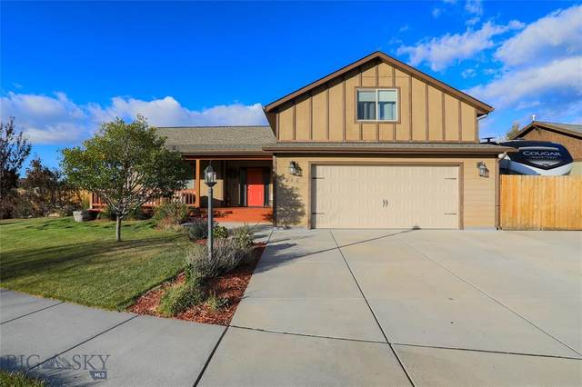 465 Timberview Circle, Bozeman, MT 59718 (MLS #350962) :: Montana Life Real Estate
