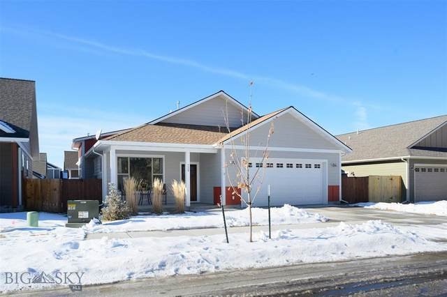 739 Hanson Street, Bozeman, MT 59718 (MLS #350963) :: L&K Real Estate