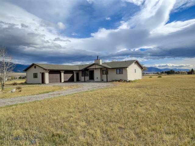 30 Rainbow Loop, McAllister, MT 58740 (MLS #350977) :: Black Diamond Montana