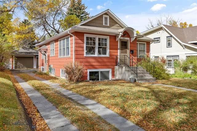 815 S 6th Avenue, Bozeman, MT 59715 (MLS #350980) :: Montana Life Real Estate