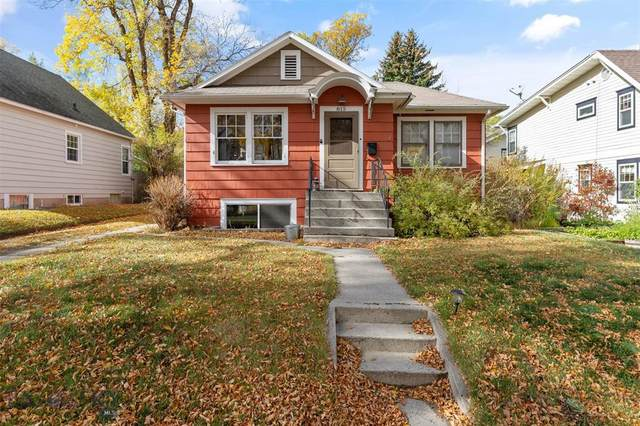 815 S 6th Avenue, Bozeman, MT 59715 (MLS #350993) :: Montana Life Real Estate