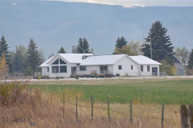 651 Harper Puckett Road, Bozeman, MT 59718 (MLS #350996) :: L&K Real Estate