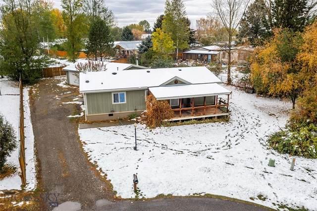 813 Cape, Bozeman, MT 59715 (MLS #351004) :: Hart Real Estate Solutions