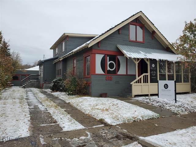 818 W Babcock Street, Bozeman, MT 59715 (MLS #351011) :: L&K Real Estate