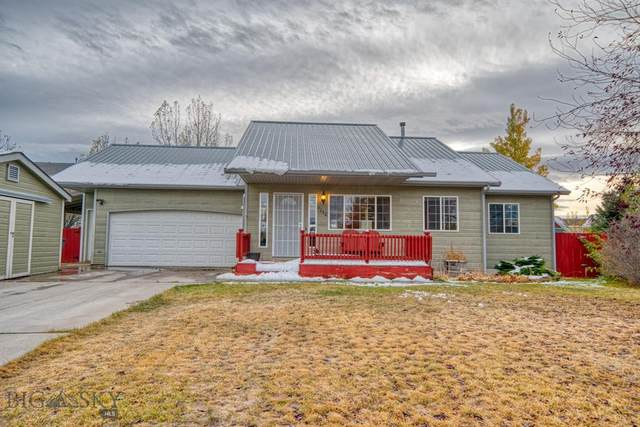 1110 W Central, Belgrade, MT 59714 (MLS #351025) :: Montana Life Real Estate