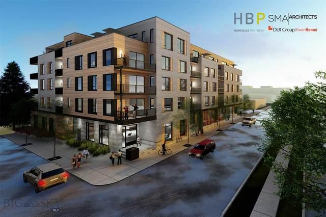 116 N Bozeman Avenue #206, Bozeman, MT 59715 (MLS #351027) :: Coldwell Banker Distinctive Properties