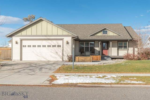 135 Cedar Shade, Bozeman, MT 59718 (MLS #351036) :: Montana Life Real Estate