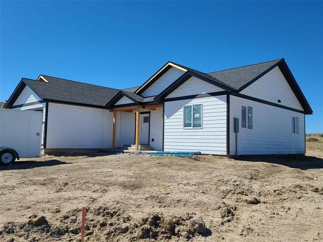 25 Cherokee Trail, Three Forks, MT 59752 (MLS #351062) :: Montana Life Real Estate