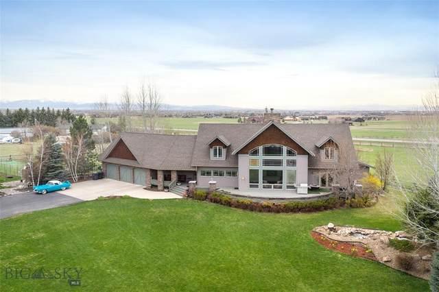 4350 E Baseline Road, Belgrade, MT 59714 (MLS #351071) :: Montana Life Real Estate