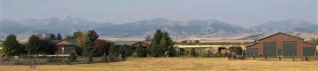 208 Old Mill Rd, Harrison, MT 59735 (MLS #351075) :: Montana Life Real Estate