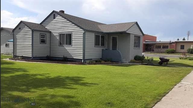 20 N 3rd Avenue E, Three Forks, MT 59752 (MLS #351084) :: L&K Real Estate
