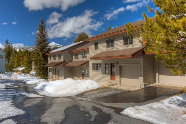 16 Woodbine (No. 6) Place, Big Sky, MT 59716 (MLS #351093) :: Montana Life Real Estate