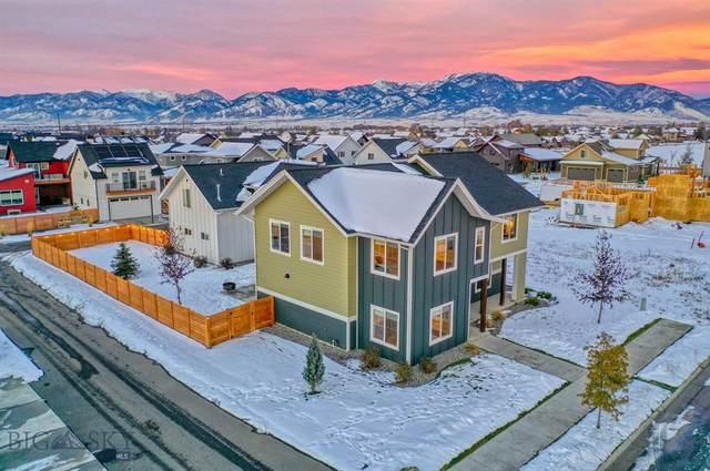 4155 Annie Street, Bozeman, MT 59718 (MLS #351111) :: Montana Life Real Estate