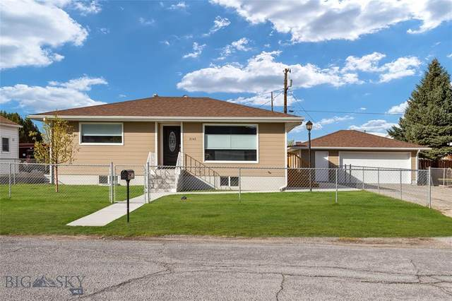 2543 S Main Street, Butte, MT 59701 (MLS #351114) :: Hart Real Estate Solutions