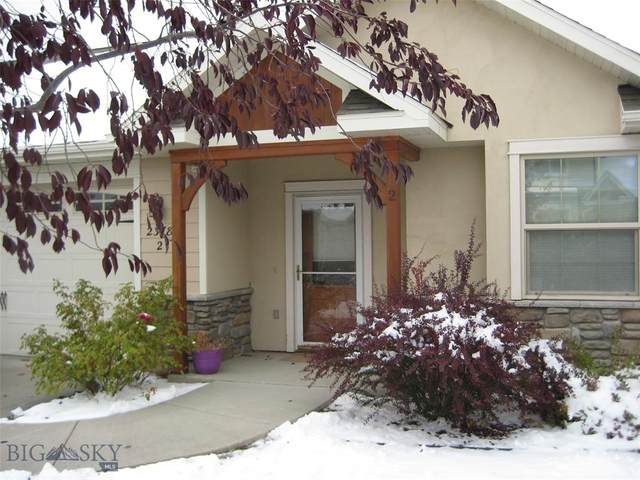 2378 W Beall #2, Bozeman, MT 59718 (MLS #351118) :: L&K Real Estate