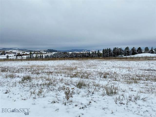 TBD Doney Way, Bozeman, MT 59718 (MLS #351121) :: Hart Real Estate Solutions