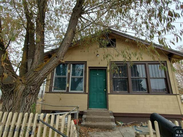 2904 Locust, Butte, MT 59701 (MLS #351134) :: L&K Real Estate