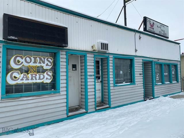 1865 Harrison, Butte, MT 59701 (MLS #351151) :: Montana Home Team