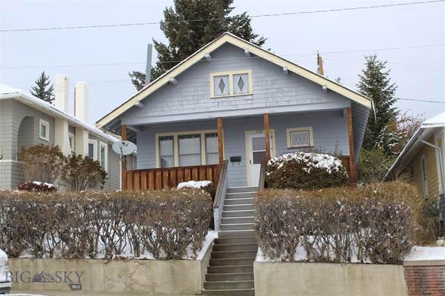 1137 Caledonia, Butte, MT 59701 (MLS #351162) :: Montana Life Real Estate