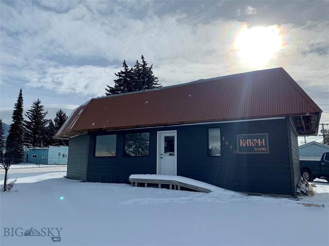 1640 Grand, Butte, MT 59701 (MLS #351166) :: Montana Life Real Estate