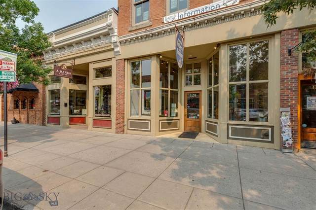129 E Main Street, Bozeman, MT 59715 (MLS #351178) :: Coldwell Banker Distinctive Properties