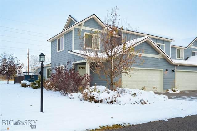 153 Covey Court A, Bozeman, MT 59718 (MLS #351194) :: Montana Life Real Estate