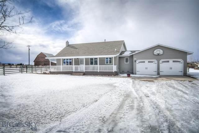 39 Border Lane, Bozeman, MT 59718 (MLS #351201) :: Hart Real Estate Solutions