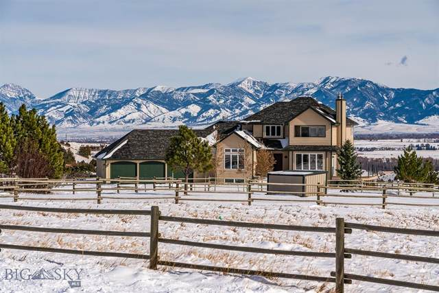 45 Peaks View, Bozeman, MT 59718 (MLS #351210) :: Black Diamond Montana