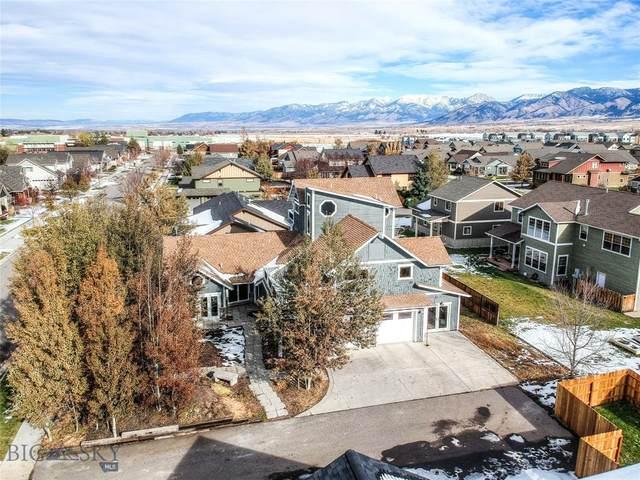 2344 Lasso Avenue, Bozeman, MT 59718 (MLS #351231) :: Montana Life Real Estate