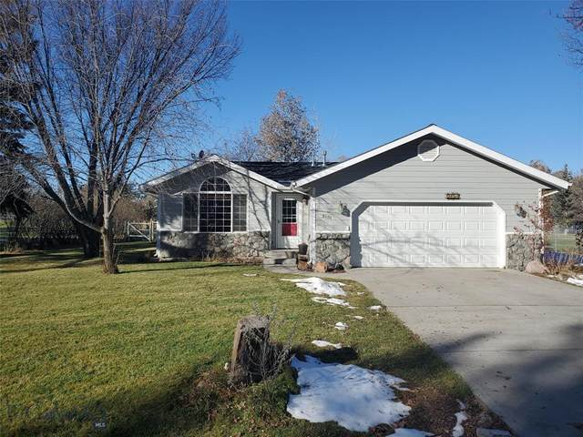 3151 E Hollyhock Drive, Belgrade, MT 59714 (MLS #351239) :: Montana Life Real Estate