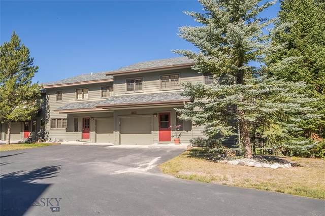 23 Coneflower (No. 5) Court, Big Sky, MT 59716 (MLS #351250) :: L&K Real Estate