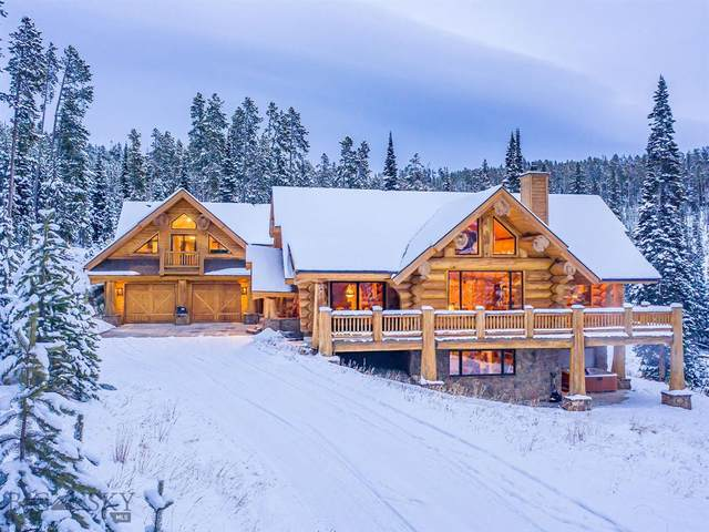 39 Swift Bear, Big Sky, MT 59716 (MLS #351293) :: Montana Life Real Estate