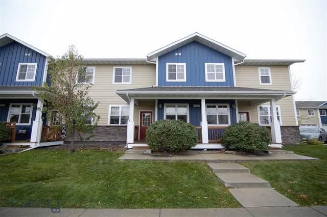 4320 Glenwood Drive C, Bozeman, MT 59718 (MLS #351299) :: Hart Real Estate Solutions