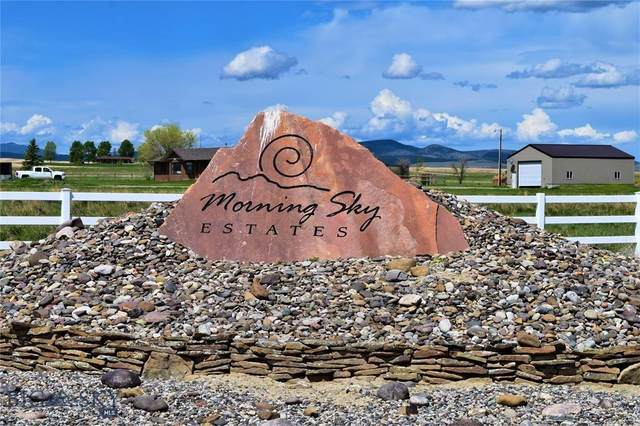 Lot 36 Morning Sky Estates, Three Forks, MT 59752 (MLS #351306) :: Hart Real Estate Solutions