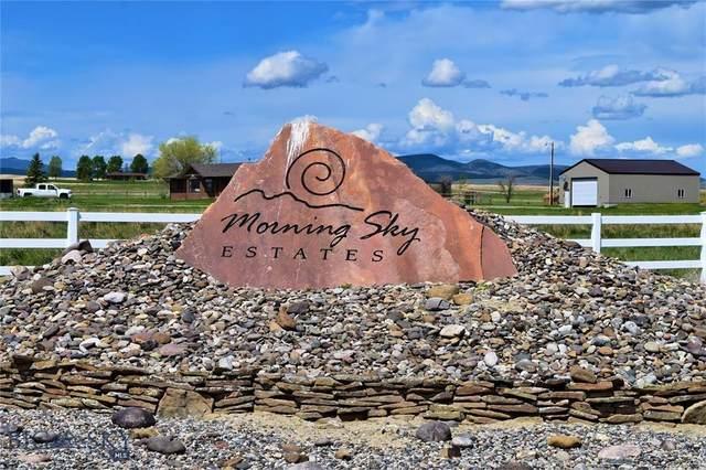 Lot 48 Morning Sky Estates, Three Forks, MT 59752 (MLS #351310) :: Hart Real Estate Solutions