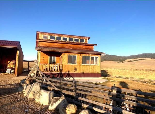 2351 Steel Creek, Wisdom, MT 59761 (MLS #352364) :: Black Diamond Montana