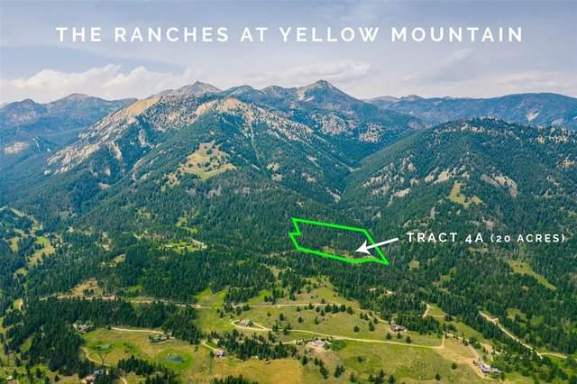 Tract 4A Upper Chief Joseph Trail, Big Sky, MT 59716 (MLS #352386) :: L&K Real Estate