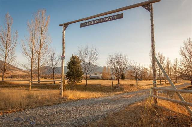 22 Hitching Post Lane, Livingston, MT 59047 (MLS #352388) :: Montana Life Real Estate