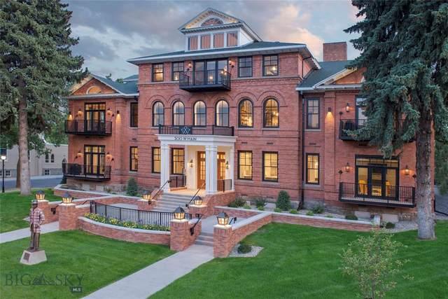 300 W Main F, Bozeman, MT 59715 (MLS #352415) :: Hart Real Estate Solutions