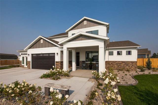 1290 Stewart Loop (L4, B15 Gh Ph 5B), Bozeman, MT 59718 (MLS #352418) :: L&K Real Estate