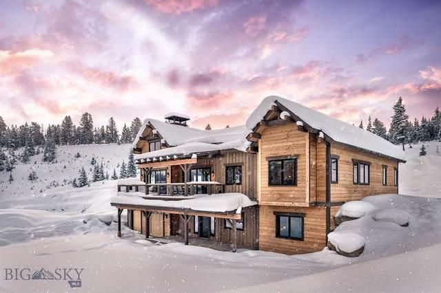 478 Outlook Trail, Big Sky, MT 59716 (MLS #352433) :: Montana Home Team