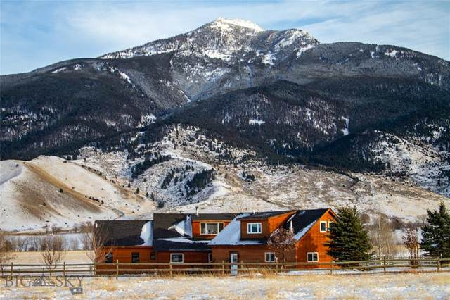 5 Shoshoni Way, Livingston, MT 59047 (MLS #352465) :: Hart Real Estate Solutions