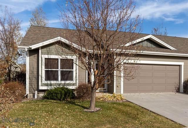 462 Stillwater Creek Drive #4, Bozeman, MT 59718 (MLS #352477) :: Montana Life Real Estate
