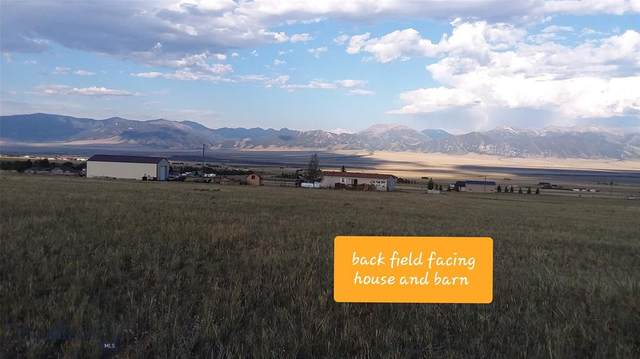 116 Two  Bumps Road, Ennis, MT 59729 (MLS #352489) :: Montana Life Real Estate
