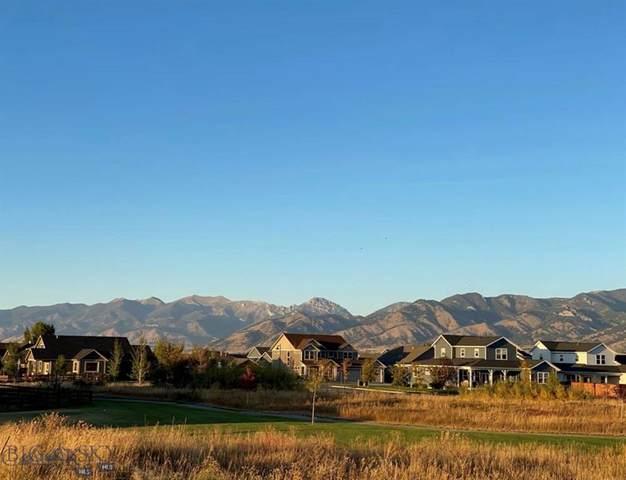 TBD Vaquero Parkway, Bozeman, MT 59715 (MLS #352517) :: Montana Life Real Estate