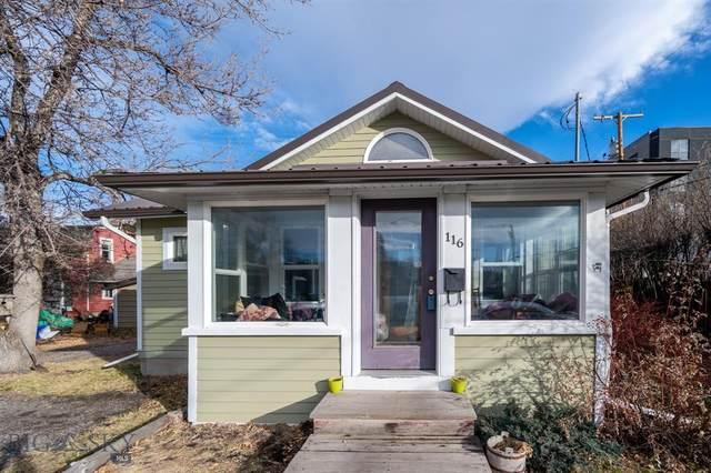 116 N Willson, Bozeman, MT 59715 (MLS #352519) :: Hart Real Estate Solutions