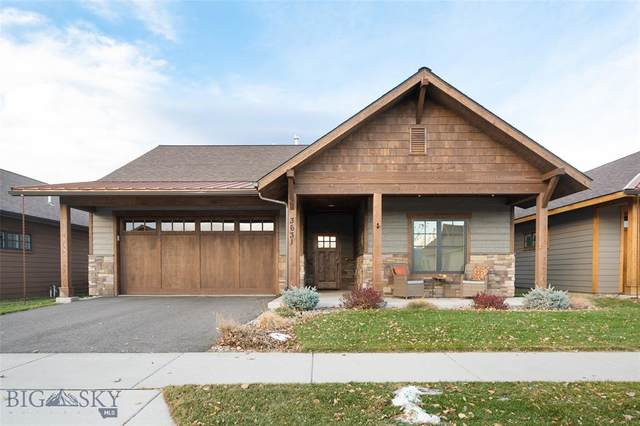 3631 Lemhi Trail Drive, Bozeman, MT 59718 (MLS #352523) :: Hart Real Estate Solutions