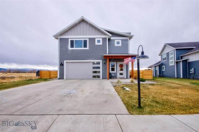 18 Sakers Way, Bozeman, MT 59718 (MLS #352541) :: Montana Home Team