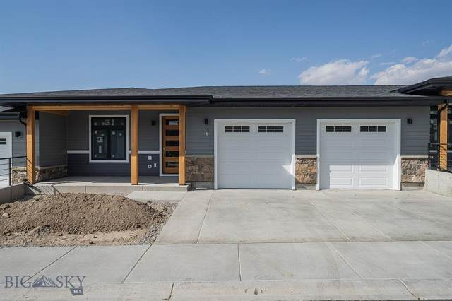127 Albrey Trail B, Bozeman, MT 59718 (MLS #352543) :: Montana Home Team